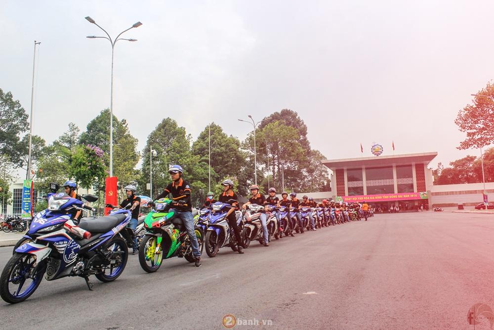 CLB Exciter Bien Hoa 6789 dieu hanh trong Ngay Hoi Van Hoa Gia Dinh 2016 - 4