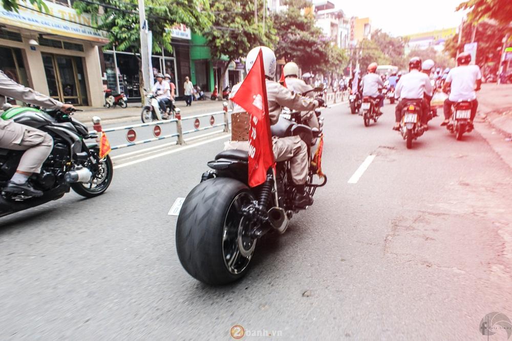 CLB Exciter Bien Hoa 6789 dieu hanh trong Ngay Hoi Van Hoa Gia Dinh 2016 - 22