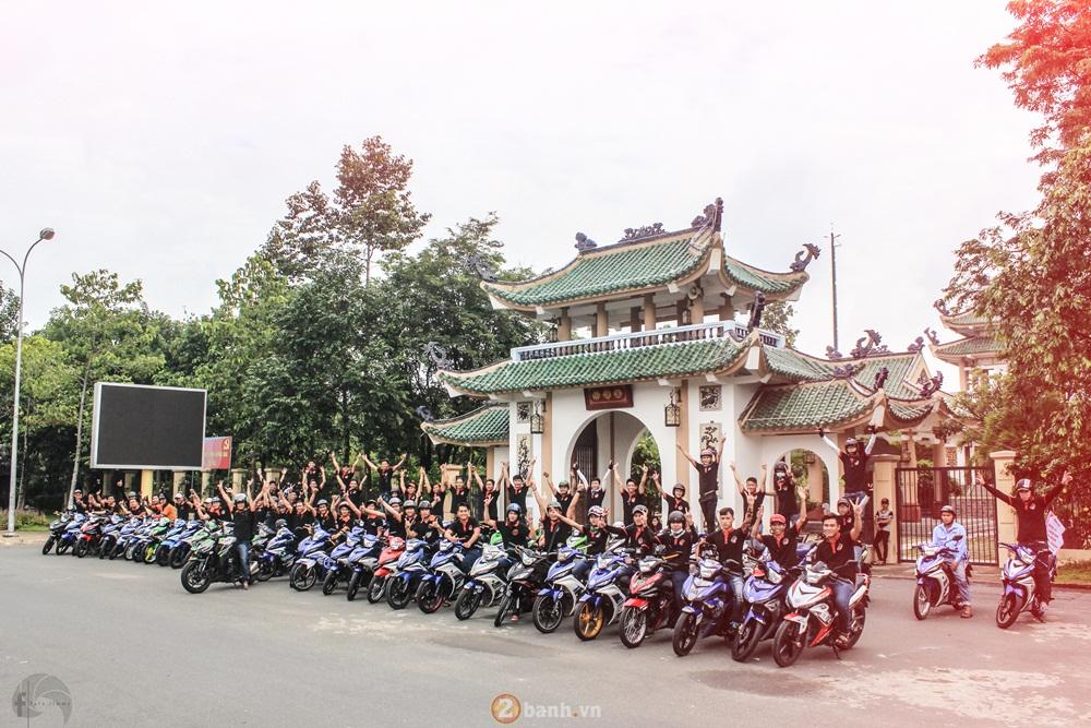 CLB Exciter Bien Hoa 6789 dieu hanh trong Ngay Hoi Van Hoa Gia Dinh 2016 - 26
