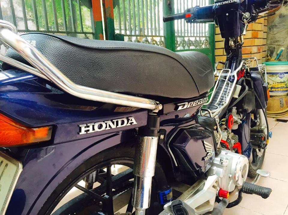 Honda Dream do full do choi day phong cach - 3