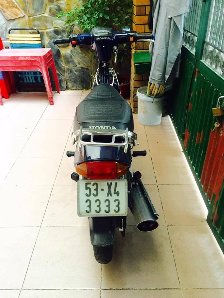 Honda Dream do full do choi day phong cach - 5