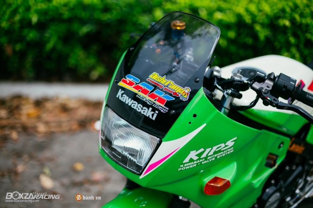 Kawasaki Kips day phong cach trong bo canh hang hieu - 3