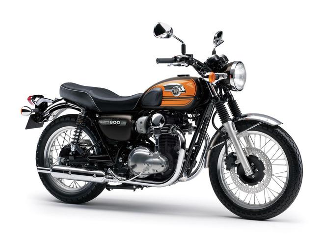 Kawasaki W800 chinh thuc bi khai tu - 2
