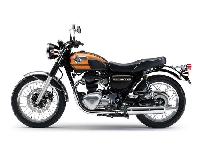 Kawasaki W800 chinh thuc bi khai tu - 4