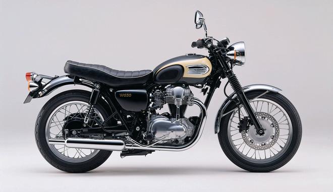 Kawasaki W800 chinh thuc bi khai tu - 6