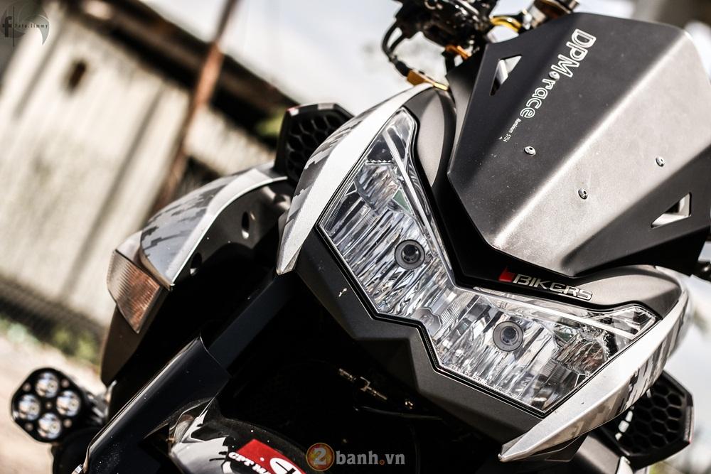 Kawasaki Z1000 ham ho day chat linh trong ban do Army - 21