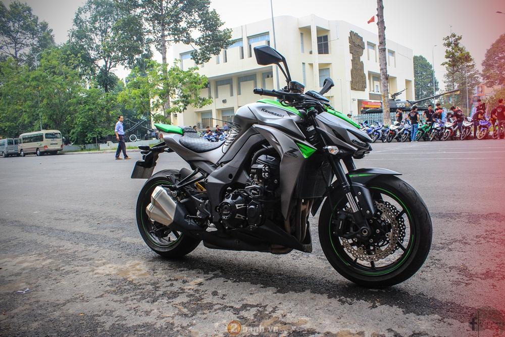 Kawasaki Z1000 khong zin nhung nghiem chinh cua doanh nhan Sai Thanh - 2