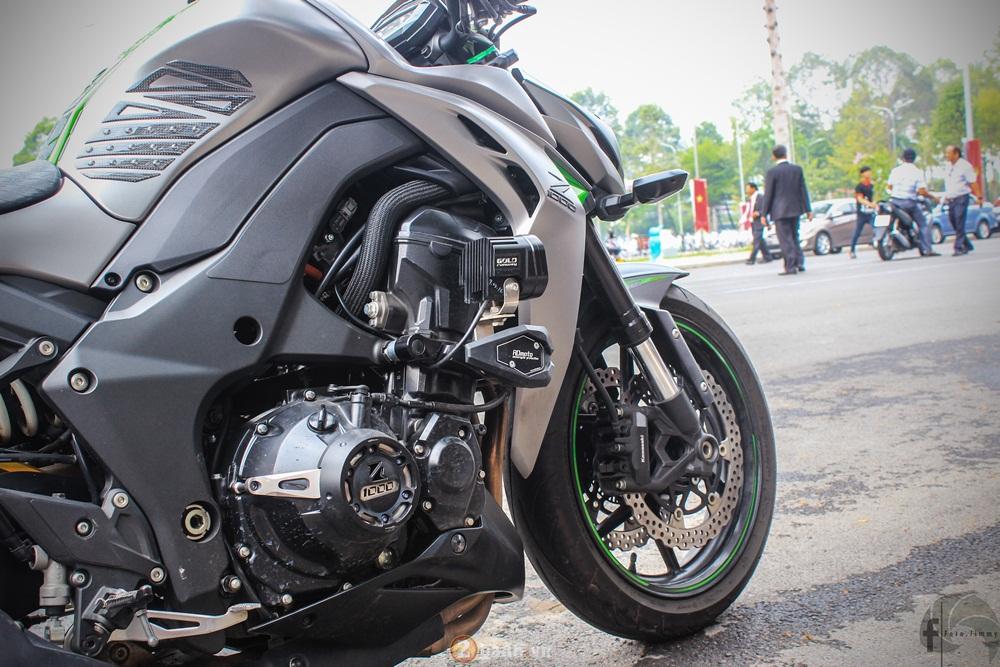 Kawasaki Z1000 khong zin nhung nghiem chinh cua doanh nhan Sai Thanh - 6