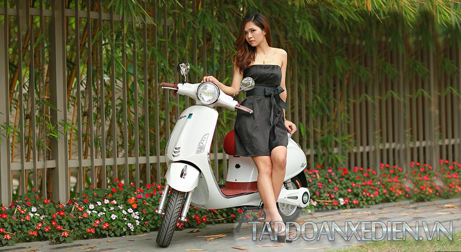 Xe dien Viet Thanh ban xe dien da dang ky so luong co han