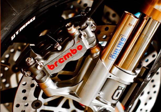Xe dua Ducati 1170RS voi loat trang bi khung khiep - 6