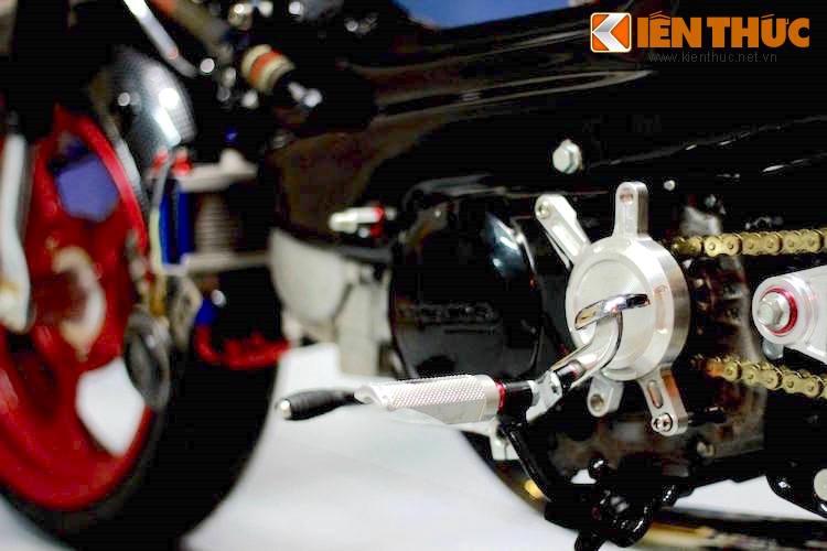 Chaly do cuc dep cua biker Sai Gon - 3