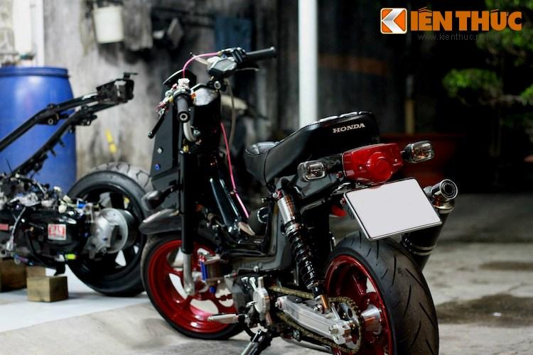 Chaly do cuc dep cua biker Sai Gon - 4