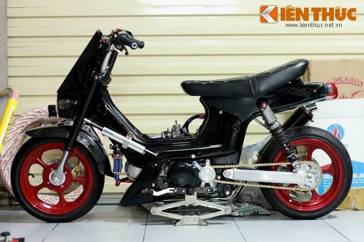 Chaly do cuc dep cua biker Sai Gon - 10
