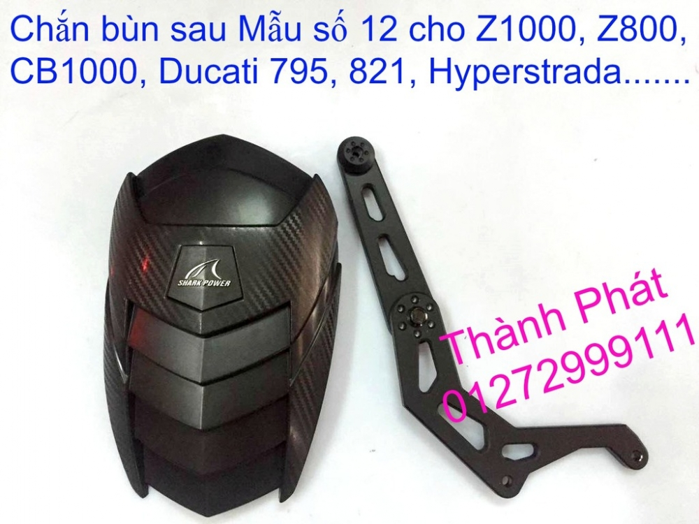 Chan bun sau che cho Z1000 2014 2012 Z800 CB1000 Hyperstrada motard M795 KTM Duke 125 200 B - 33