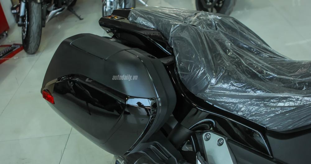 Chi tiet chien binh duong truong Honda CTX 1300 ABS 2015 tai Ha Noi - 21