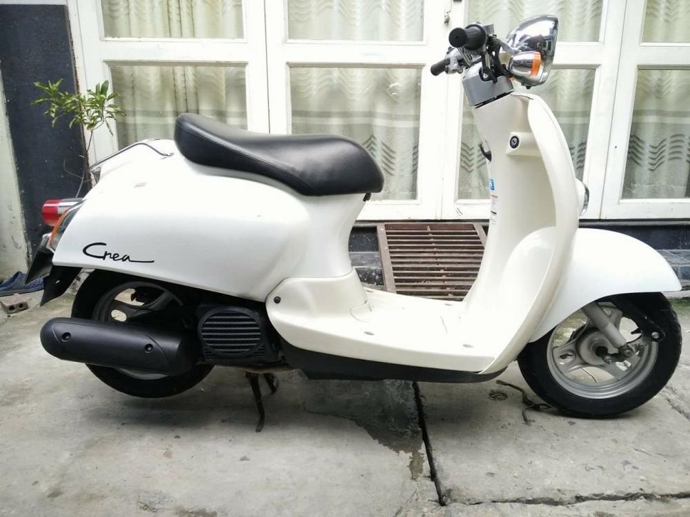 Crea Trang 50cc Xe Kho - 3