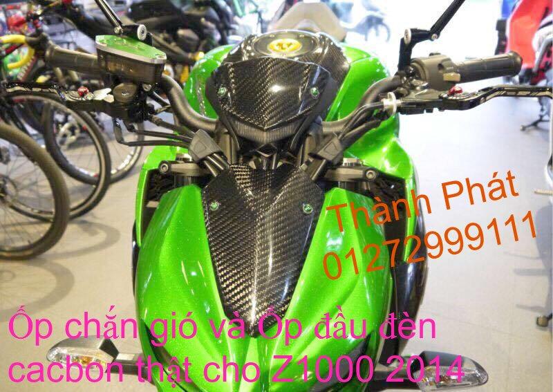 De con va Mo cay cho Z800 CB1000 CBR1000 kieu dang Puig Gia tot - 10