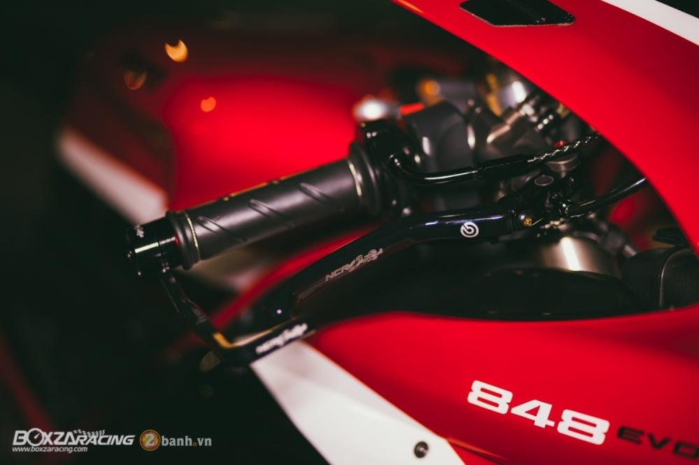 Ducati 848 Evo Corse SE do khung tai BD Speed Racing - 8