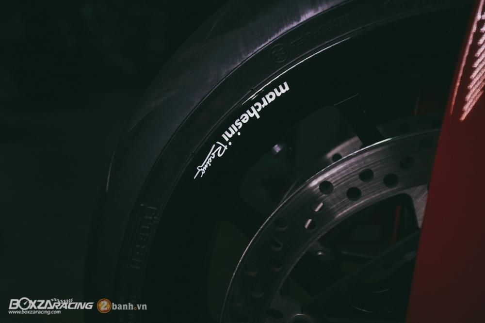 Ducati 848 Evo Corse SE do khung tai BD Speed Racing - 11
