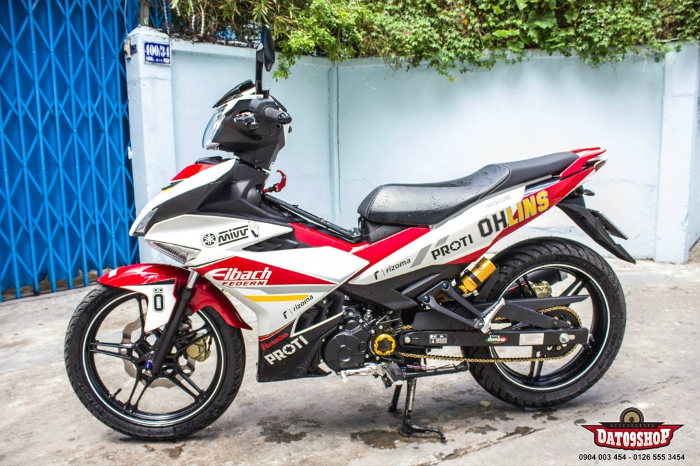 Exciter 150 day an tuong trong ban do hang hieu cuc chat - 10