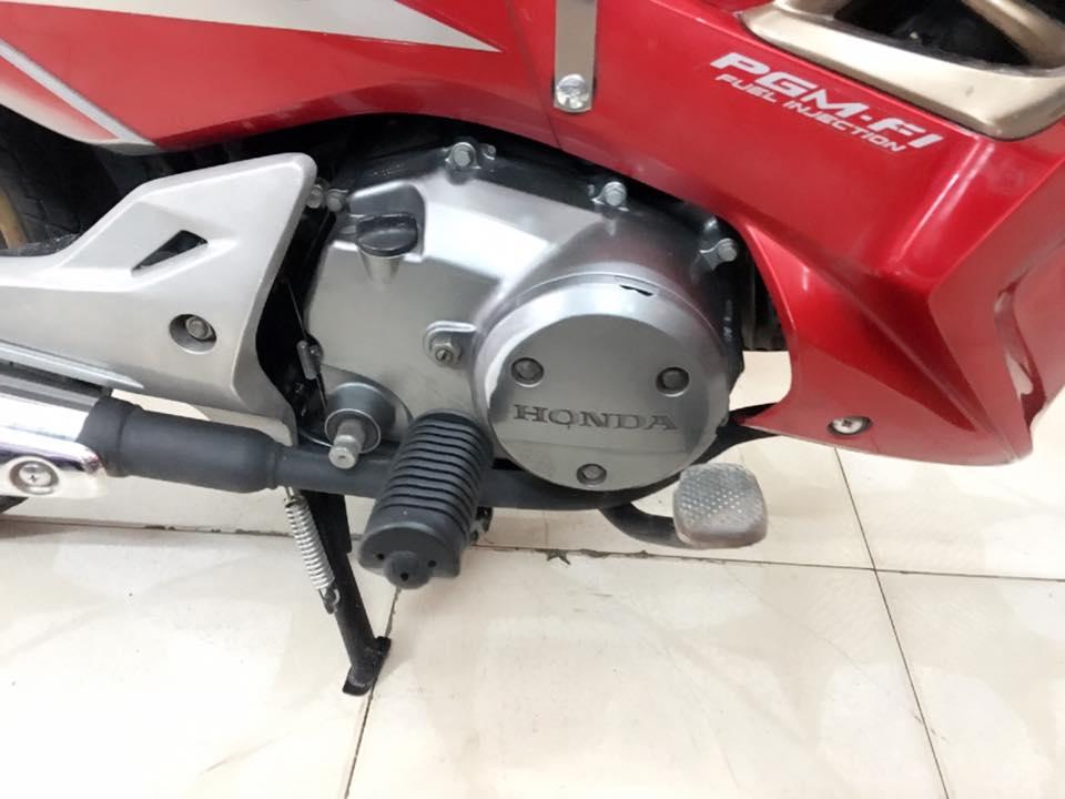 Honda future X 125fi do den 2k11 bstp ngay chu - 5