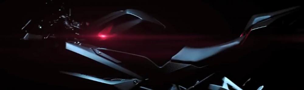 Honda he lo doan Teaser gioi thieu mau CBR250RR hoan toan moi - 3