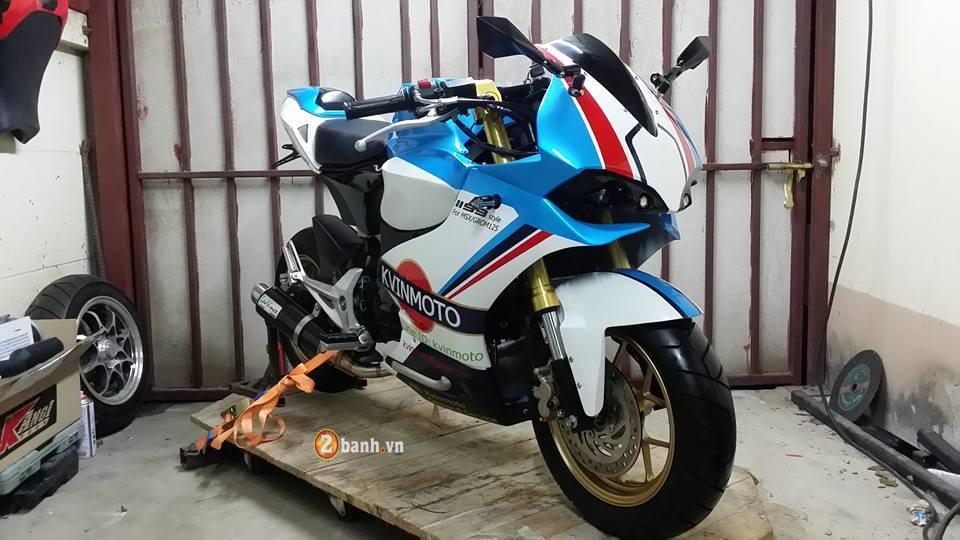 Honda MSX day an tuong voi man lot xac thanh Ducati 1199 - 2