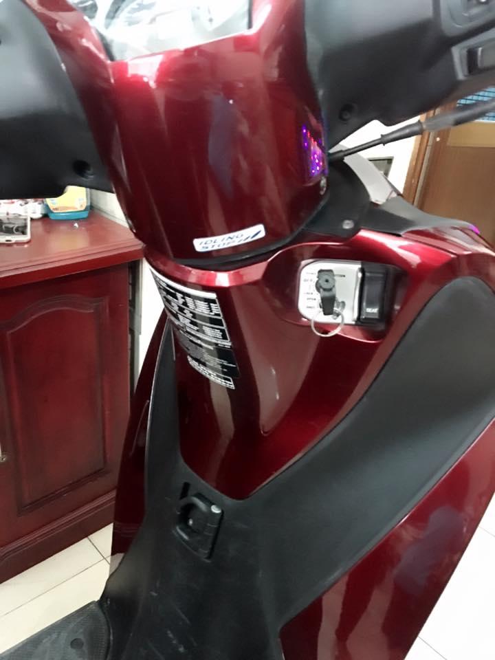 Honda Sh viet nam 150i do den chinh chu bstp - 4