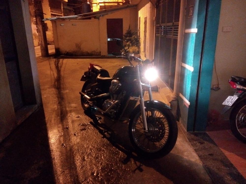 Honda Steed VLX 400 gia tot - 3