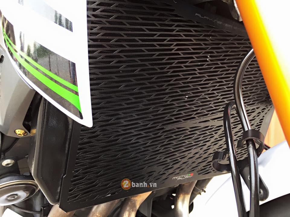 Kawasaki Z800 sieu chat trong ban do full option - 9