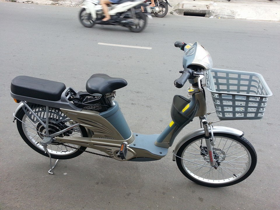 Mua xe dap dien cu tai Ha Noi 0975991102 - 2