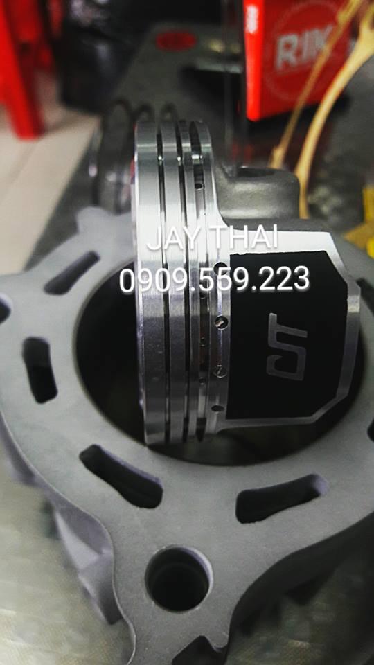 PISTON nen CIT 62mm 3 trong 1 RIK FJN MOS2 - 4