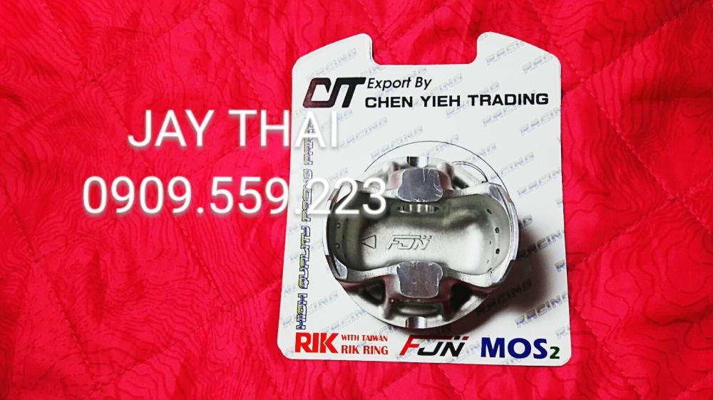 PISTON nen CIT 62mm 3 trong 1 RIK FJN MOS2 - 6