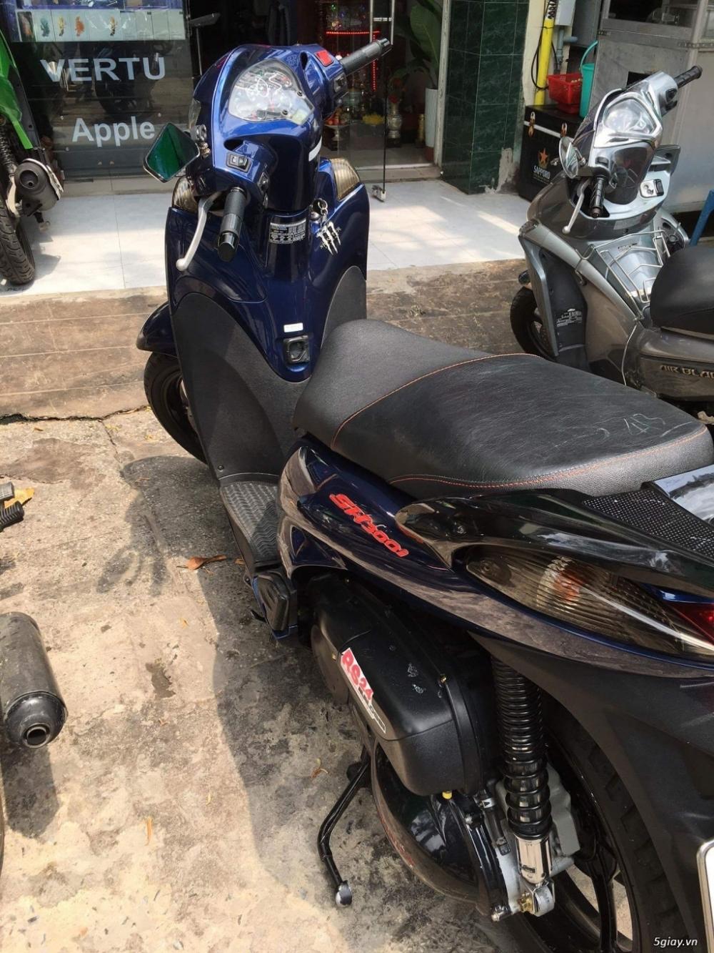 Sh300i xanh tiger xe dep hoan hao doi pkl nen ban lai - 4