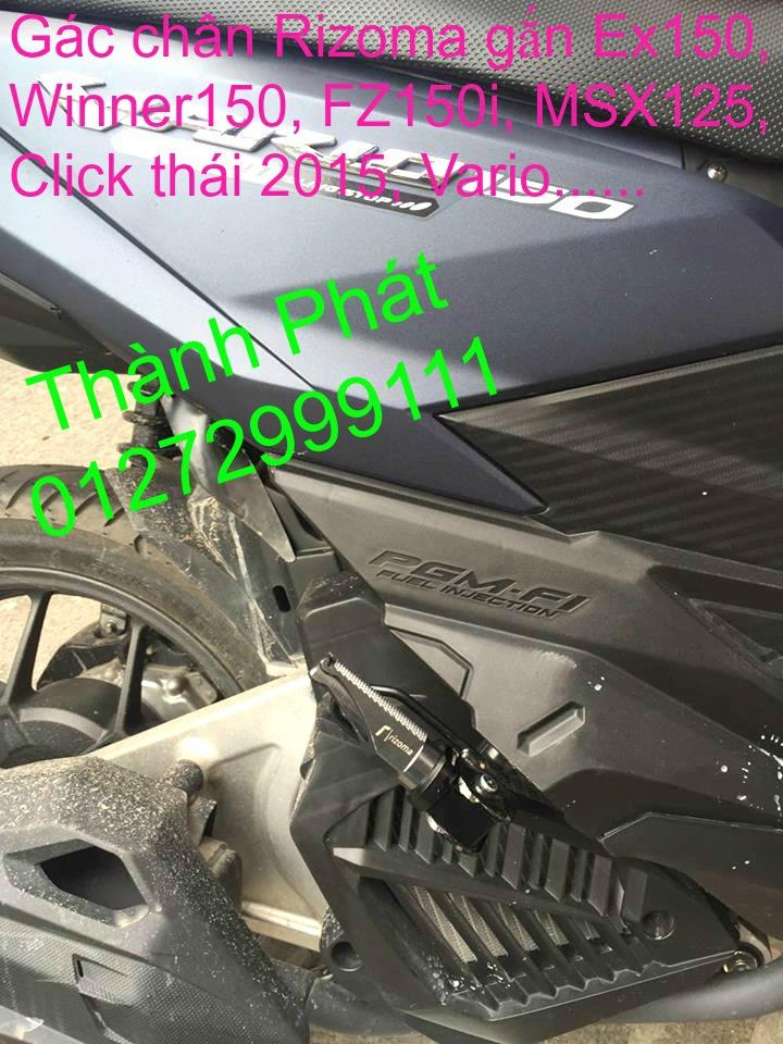 So gay gac chan sau cho Ex150 Ex2011 MSX125 FZ150i Raider KTM DukeUp 1192015 - 10