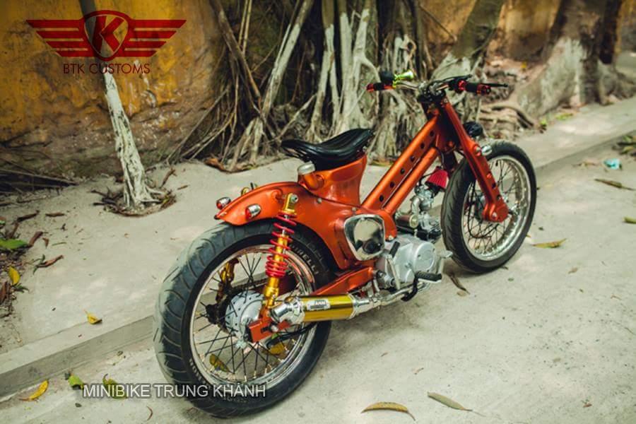 Streetcub cua Minibike Trung Khanh HN
