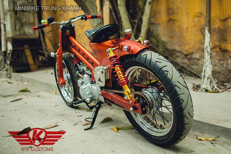 Streetcub cua Minibike Trung Khanh HN - 4