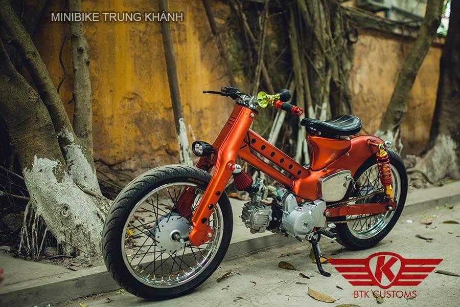 Streetcub cua Minibike Trung Khanh HN - 5