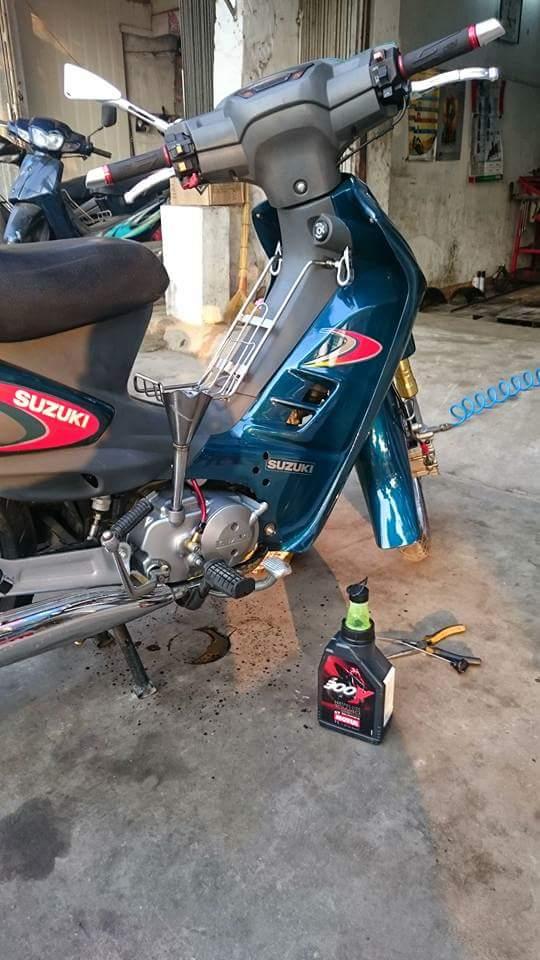 Suzuki Viva do cua mot huyen thoai - 2