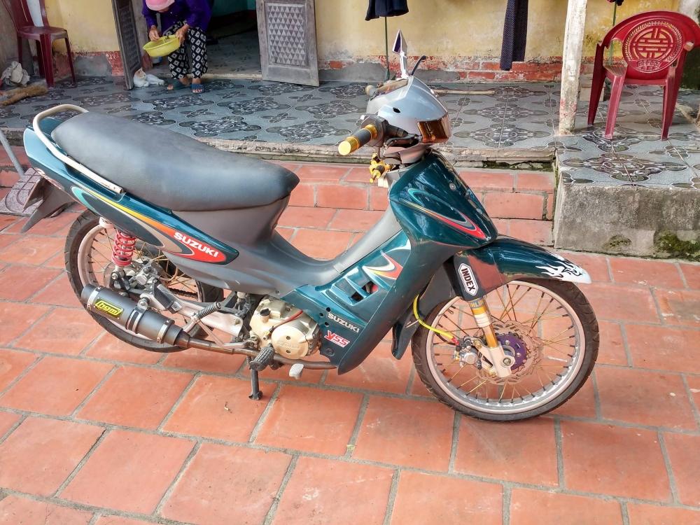 Suzuki Viva do cua mot huyen thoai - 10