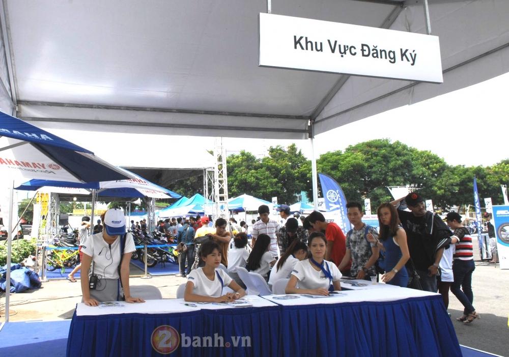 Tai su kien YMotor Sport Yamaha to chuc Hoi thi KTV chuyen nghiep toan quoc 2016 - 2