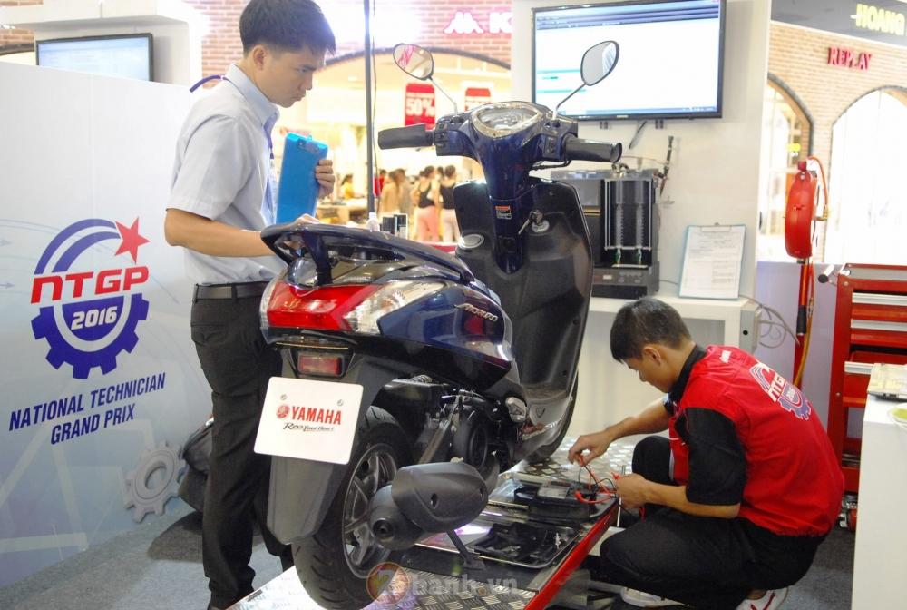 Tai su kien YMotor Sport Yamaha to chuc Hoi thi KTV chuyen nghiep toan quoc 2016 - 14