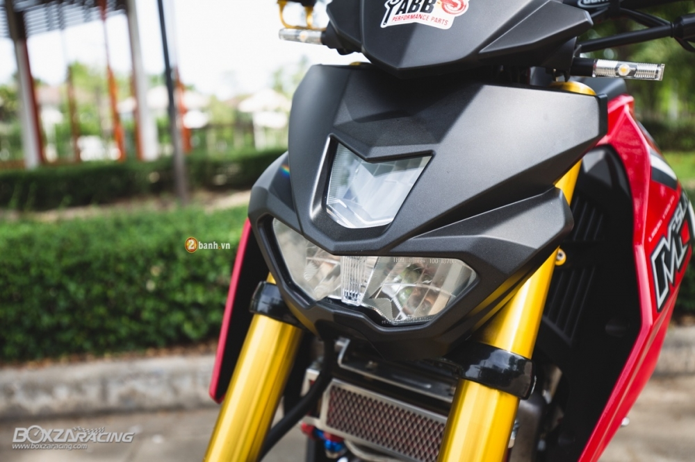 Yamaha MSlaz dam chat choi va phong cach cua nguoi Thai - 3