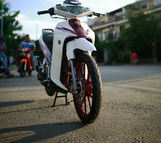 Yamaha Z125 do day an tuong va cuc chat tai Sai Thanh - 5