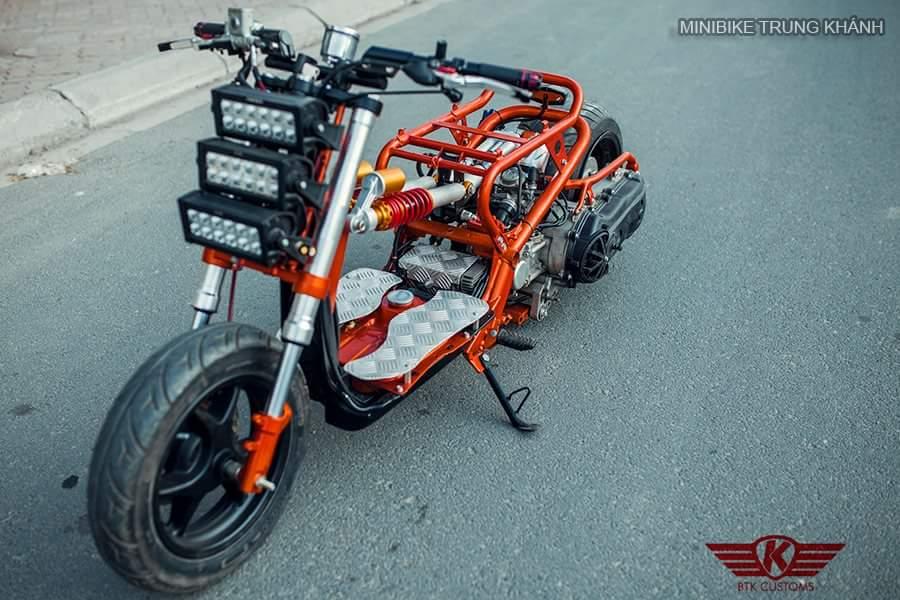 zoomer do ban doc dao cua Minibike Trung Khanh HN - 5