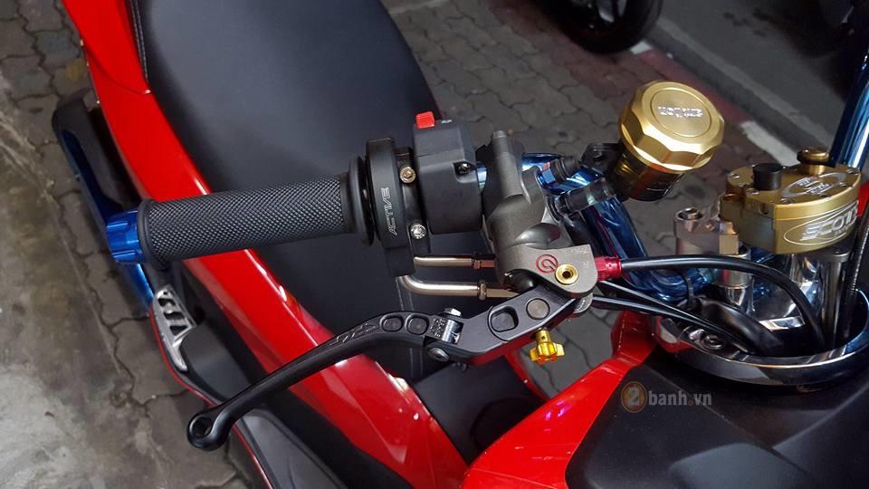 An tuong nhe cung dan do choi tren Honda PCX 150 - 2