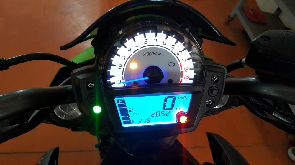 Ban xe Kawasaki ER6N - 2
