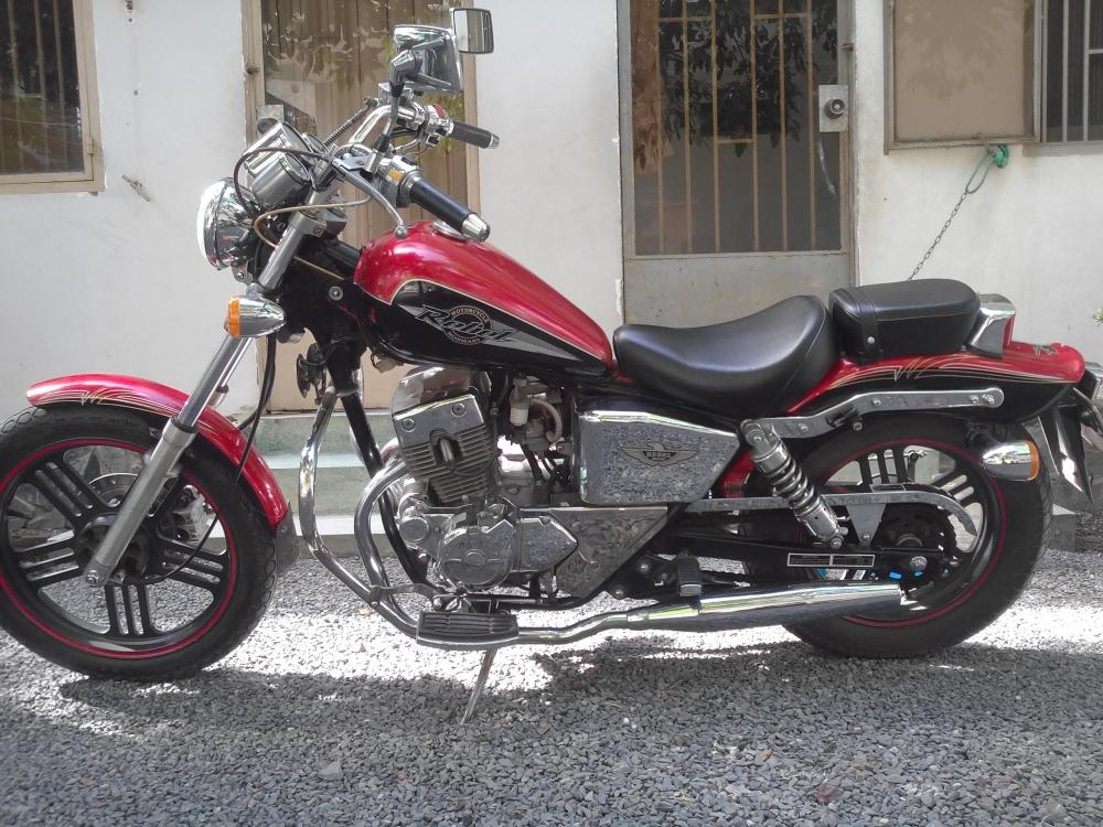 Ban Xe Rebel 125 cc - 2
