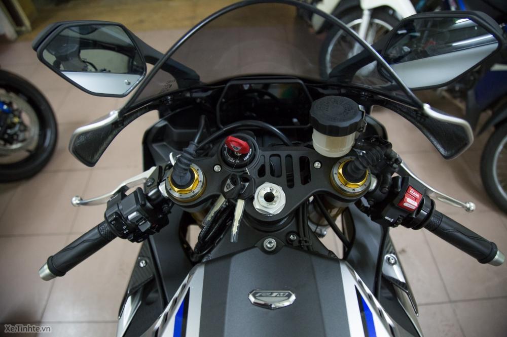 Ban Yamaha R1M 2016 dau tien Viet Nam - 7