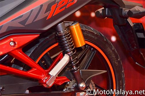 Can canh chi tiet SYM Sport Rider 125i vua duoc ra mat - 11